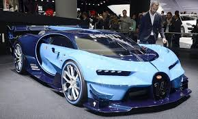 Bugatti Says Chiron Supercar Will Debut In Geneva