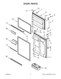 Door handle parts diagram 04 door parts door handle parts diagram