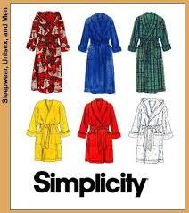 Robe Pattern Simplicity