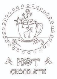 Small Picture Pictures Hot Chocolate Cocoa Coloring Pages Cocoa Day Coloring