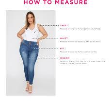 Fashion Nova Size Chart Plus Charlotte Russe Size Guide