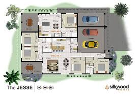 The Is The Main Design Page Showcasing Silkwood Homes Many Low Set Gorgeous 3 Bedrooms For Sale Set Plans