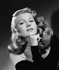 1940s hairstyles rita hayworth