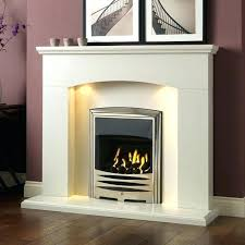 marble tile fireplace surround