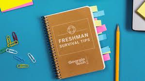 freshman survival tips image incoming freshmen