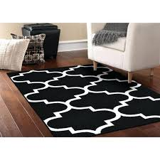 geometric black white area rug today rugs jute 10x14 ikea furniture s