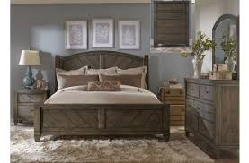 country modern furniture. Liberty 4-Piece Modern Country Poster Bedroom Set In Harvest Brown Furniture