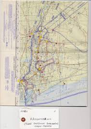 Sectional Aeronautical Chart Sectional Aeronautical Chart Corpus Christi 1967