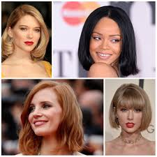 New Celebrity Hairstyle trendy bob haircuts from celebrities for 20162017 haircuts and 5573 by stevesalt.us