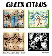 Green Layouts Perf And Pcb Effects Layouts Green Citrus