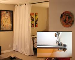 diy curtain room dividers creative home decoration for proportions 1500 x 1205