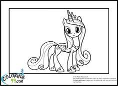 Small Picture Princess Cadence Coloring Pages Stuff I want to make Pinterest