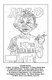 Complex Color By Number Printables Free Coloring Pages On Art