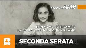 Senza via di scampo, la vera storia di Anna Frank - Venerdì 27 Gennaio, in  seconda serata su Rete 4
