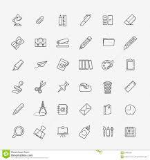 office drawing tools. Office Drawing Tools. Outline Web Icon Set - Stationery Tools F
