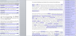 toefl essay evaluation feeback and scoring toefl resources what will the line by line corrections look like