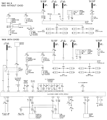 92 f350 engine transmission wiring diagram with e4od diesel Transmission Wiring Diagram since this is a project, look the wiring over the 89 diagram below might work for you transmission wiring diagram 1987 bmw 528e