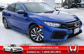 2017 Honda Civic Hatchback LX ...