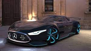 Mercedes benz eq silver arrow concept pays homage to brands. Mercedes Benz Vision Photos Informations Articles Bestcarmag Com