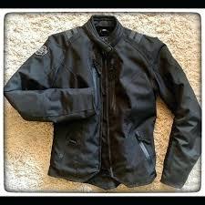 viking coats motorcycle jacket size small m family coat of arms