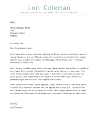 Ms Word Professional Letter Template Yun56co How To Make A Cover