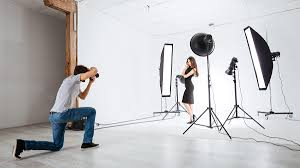 How To Set Up Lighting For Video Shoot Continuous Or Strobe Lighting