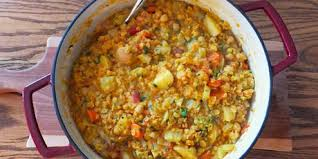 ed red lentil vegetable stew print recipe