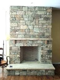 faux rock fireplace rock fireplace painting faux rock fireplace