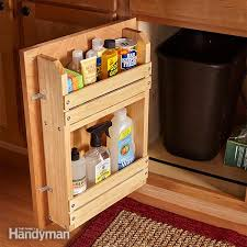 storage cabinet with doors and drawers. A Super-simple Solution For Cabinet Chaos Storage With Doors And Drawers