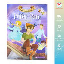 Sách - Ngày Xửa Ngày Xưa - Peter Pan - Truyện Tranh