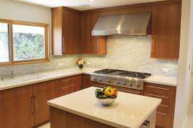 Mid Century Modern Kitchen Countertops Narrow Kitchen Table White - Mid century modern kitchens
