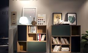 fabulous home office interior. Fabulous Home Office Storage Combine Open And Closed Shelving Interior