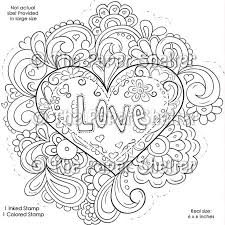 Small Picture Advanced Coloring Pages For Adults Fancy Psychedelic Love Digital