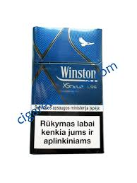Winston Lights Price Winston Xstyle Blue Cigarettes Winston Cigarettes Blue Books