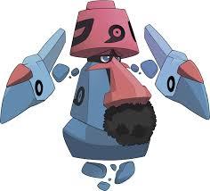 Pokemon 8476 Mega Probopass Pokedex Evolution Moves