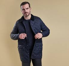 Barbour Mens Thurland Quilted Jacket &  Adamdwight.com