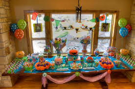 Birthday Party Decoration Ideas For 2 Year Old Boy