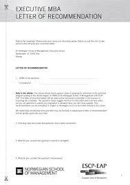 Fantastic Harvard Business School Letter Of Recommendation