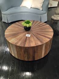 Coffee Table · Round Wood ...
