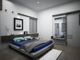 Endearing Bedroom Interiors Of Srinivasan39s Home Modern Bedroom Interiors  Photo Architectsb
