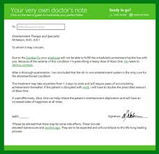Flu Doctors Note Microsofts Major Nelson Offers Doctors Note For Health Treatment