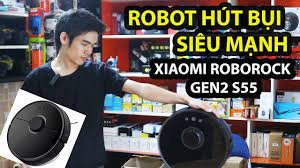 Robot Hút Bụi Lau Nhà XIAOMI Roborock Gen 2 (S55) - JOLAVN - YouTube