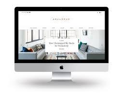 Design My Own Kitchen Online Shop Minimalist Squarespace Wordpress Themes Station Seven