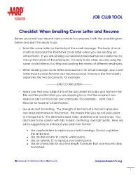 Cover Letter Length Best Of Resume Cover Letter Workshop Harvard