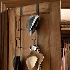 Over The Door Hat Rack Awesome Over The Door Hat Rack Black Doors Dorm And Room