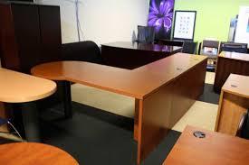 L shaped office desk cheap White Cherry Lshaped Desks Office Liquidation Cheapest Cherry Office Desk Orlando Buy Used Hon Office Desks Florida