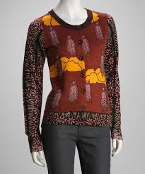 Knitted Dove Knitted Dove Henna Wise Owl Cardigan