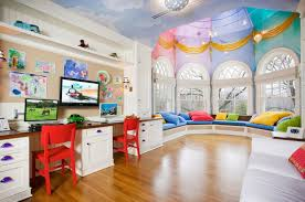 Wonderful Playroom Designs Every Kid Will Love To Play In
