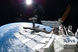 Fridays Spacewalk Is Underway Human World Earthsky