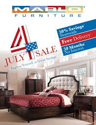 Marlo Furniture July 4th Sale July 014